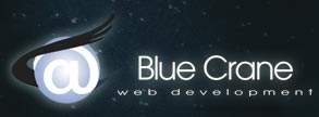 Blue Crane Web Design