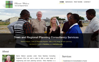Barrie Watson Town and Regional Planner