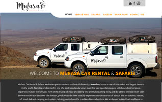 Mufasa Car Rental
