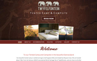 Twyfelfontein Camp and Campsite