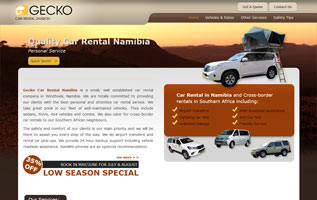 Gecko Car Rental