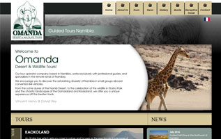 Omanda Desert & Wildlife Tours